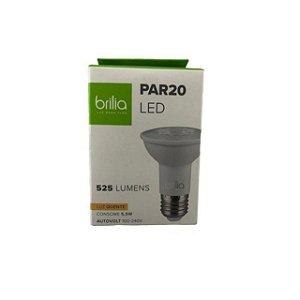 Lampada Led Par20 Bi-Volt 5,5W 2700K - Brilia