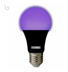 Lampada Led Luz Negra Tkl 7W E27 - Tashibra