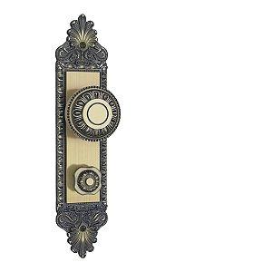 Fechadura 823/04 Espelho Maçaneta Colonial WC - Stam