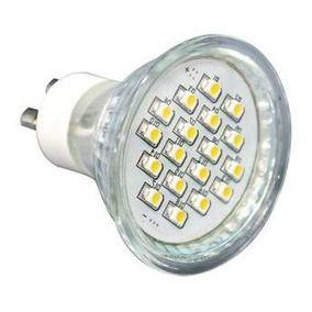 LAMPADA LED GU10 DICROICA 3W 3000K SORTELUZ