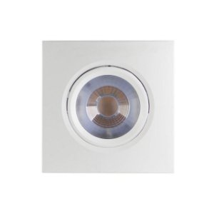 SPOT LED MR16 95MM QUADRADA 4,5W-350LM 6500K INTRAL