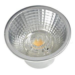 LAMPADA LED AR70 7W BRANCO QUENTE ANDELI - JMX