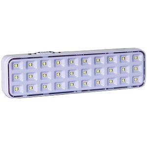 LUMINARIA DE EMERGENCIA 30 LEDS