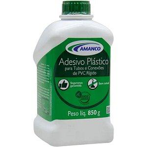 ADESIVO PVC FRASCO 850G AMANCO