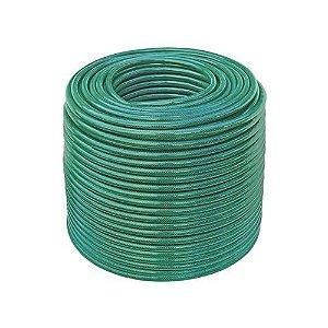 "MANGUEIRA FLEX EM PVC PARA JARDIM 1/2"" TRAMONTINA"