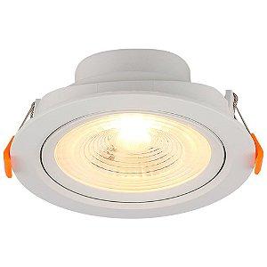 SPOT LED 6W REDONDO EMBUTIR 3000K (80163004) BLUMENAU