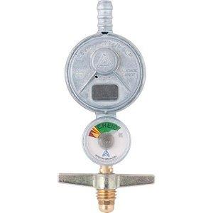 REGULADOR DE GAS 505/01 COM MANOMETRO ALIANCA