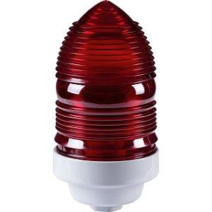 Sinalizador Simples 60W Vermelho (56154001) - Tramontina