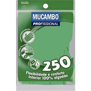 LUVA MUCAMBO 250C VERDE GRANDE