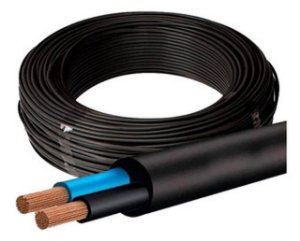 Cabo PP 2 X 1,5mm - Sil