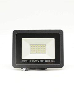 REFLETOR LED 30W 6400K (11693) SORTELUZ