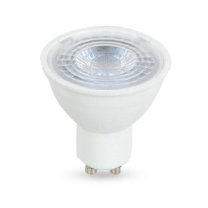 LAMPADA DICROICA MR16 LED GU10 4,8W 6500K