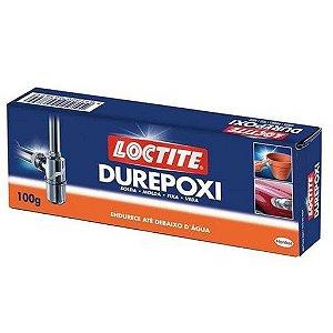Cola Durepoxi Massa 100G (171662) - Loctite