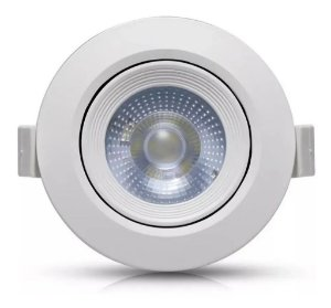 SPOT LED MR16 REDONDO 5W 6500K- MB