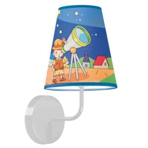 ARANDELA KIDS SPACE 1XE-27 / TASCHIBRA
