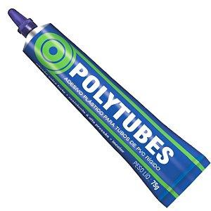 ADESIVO PVC 75G POLYTUBES PULVITEC