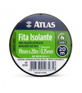 FITA ISOLANTE 20M ATLAS