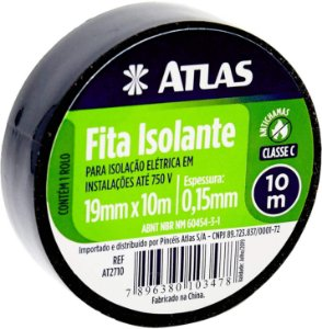 FITA ISOLANTE 5M ATLAS
