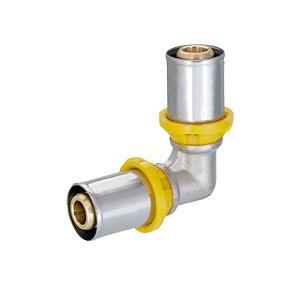 AMANCO - JOELHO 90 MET GAS DN16