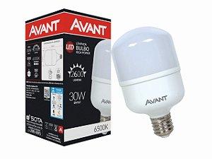 LAMPADA LED E27 BULBO ALT POTENCIA 30W 6500K - AVANT