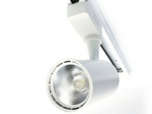 SPOT LED PARA TRILHO BRANCO 7W 6000K - JMX