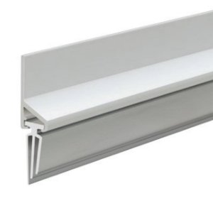 VEDA PORTA ADESIVADO PVC BR 90CM - TECNOPERFIL