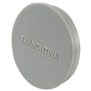 TAMPAO EM TERMOPLASTICO P/ CONDULETE MULTIPLO 3/4 TRAMONTINA