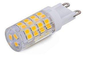 LAMPADA LED HALOPIN G9 3W BRANCO FRIO - JMX
