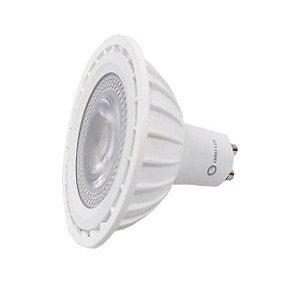 LAMPADA LED GU10 MOD. AR70 7W 3000K SORTELUZ