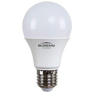 LAMPADA LED BULBO A60 E27 9W 6.500K BLUMENAU
