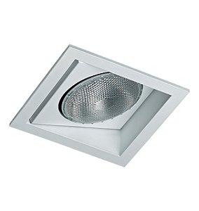 Spot Embutido Quadrado Para Lampada Par30 Laini (RE-1127-BFM) Revoluz