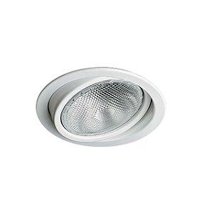 Spot Embutido Redondo Para Lampada Par30 E27 Nuru (RE-1017-BFM) Revoluz