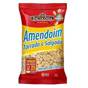 Amendoim Torrado e Salgado 320g
