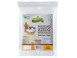 Polvilho Azedo Orgânico Sem Glúten 500g Alimentar