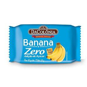 Banana Zero Açúcar 25g