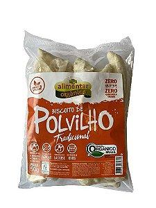 Biscoito de Polvilho Orgânico Vegano Tradicional 50g Alimentar