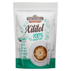 Xilitol 100% Natural 200g