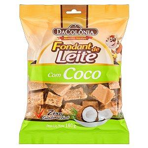 Fondant de Leite com Coco - 160g