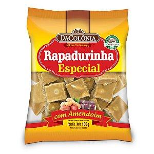 Rapadurinha Especial com Amendoim 160g