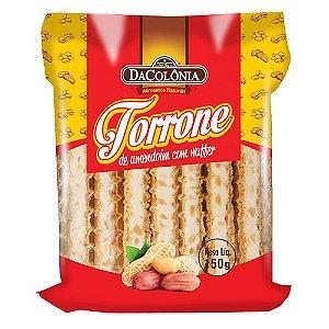 Torrone de Amendoim com Waffer - 150g