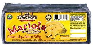 Mariola Doce de Banana 750g