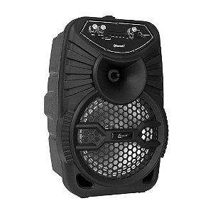 Caixa de Som Bluetooth Lenoxx CA 100 Portátil