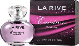 PERFUME EMOTION WOMAN LÁ RIVE FEMININO 75ml
