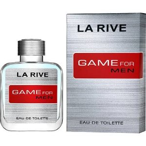 GAME FOR MAN MACULINO LÁ RIVE 100ml