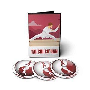 DVD aprenda Tai Chi Chuan