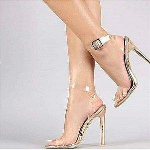 Sandália Salto Fino Deusa