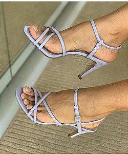 Sandália Salto Fino Giulia