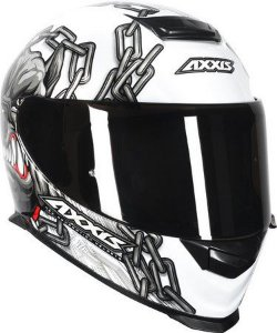 CAPACETE AXXIS EAGLE BULL CYBER GLOSS