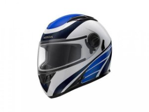 Capacetes Honda HF2 Azul