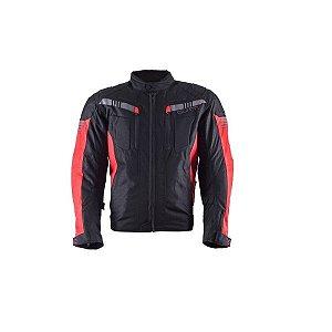 Jaqueta Feminina Gutti Sport Black/Red G-601